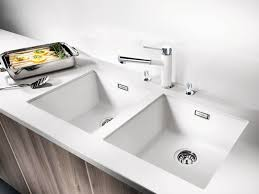 White Kitchen Sink Undermount Kitchen White Undermount Kitchen Sink Throughout Nice Model