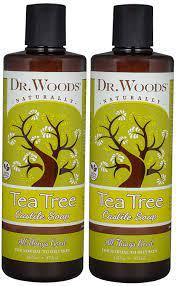 Dr. Woods Pure Tea Tree Liquid Castile ...
