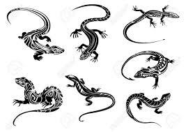 тату ящерицы эскизы значение для девушек и мужчин на зоне на