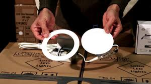 Goof Rings For Recessed Lighting Led Recessed Light Super Thin 4 Inch