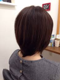 ドクターxの米倉涼子風ショートに 鹿児島県日置市で縮毛矯正