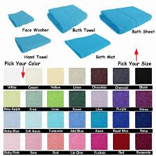 cotton hand towels for bathroom. 100% cotton towel pieces - bath sheet hand face washer mat towels for bathroom