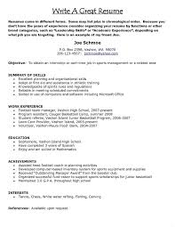 how build good resume pics how build good resume make proper resumes  example best template divine