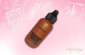 5 hd airbrush makeup by mac