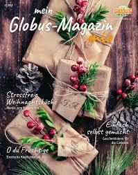 Mio Dezember 2019 By Globus Sb Warenhaus Holding Gmbh Co