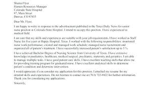 Graduate Cover Letter Examples Graduate Nurse Cover Letter Recent Grad Cover Letter New Grad Nurse