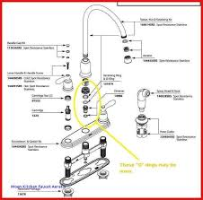 how to replace a moen kitchen faucet cartridge beautiful how to take apart a moen kitchen