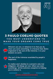 paulo coelho quotes you must understand paulo coelho quotes infographic from the alchemist