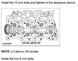 sohc v6 torque specifications ford explorer and ford ranger 2006 Ford Explorer 4 0 Engine Diagram 2006 Ford Explorer 4 0 Engine Diagram #45 Ford 4.0 SOHC Engine Diagram
