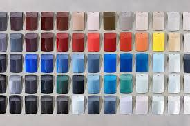 Glasurit Color Chart Basf Color Report Analyzes 2016 Color Distribution In The