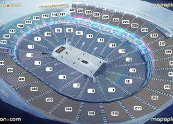 T Mobile Arena Seating Map From T Mobilearena 1 Nicerthannew