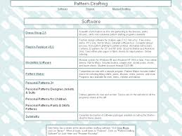 Pattern Drafting Software Amazing Inspiration Design