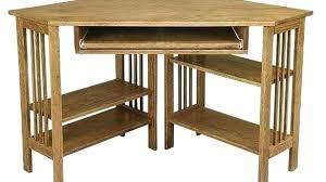 wooden corner desk. Wooden Corner Computer Desks For Home Desk Awesome Office Furniture Solid Wood Mission . B