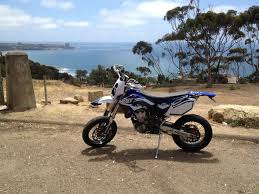 my wr450f supermoto ca plated supermoto
