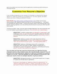 Professional Resume Objective I Need An Objective Statement For My Resume Medical