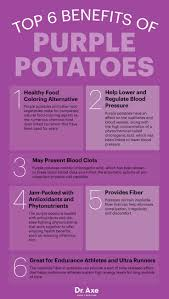 Benefits of purple potatoes - Dr. Axe