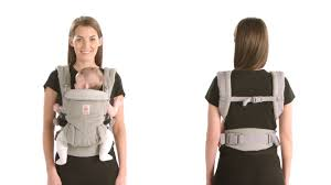 How Do I Use The Omni 360 Baby Carrier? | Ergobaby - YouTube