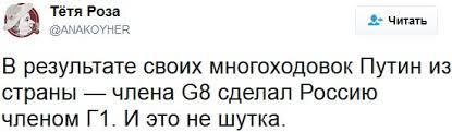 В Конгрессе США одобрили резолюцию против возвращения России в G7 - Цензор.НЕТ 7519