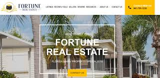 fortune real estate mobile home parks