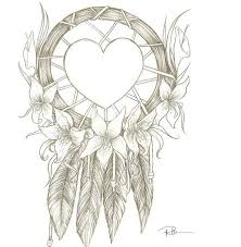Native Dream Catchers Drawings Stunning Native American Dreamcatcher Drawings Google Search Tattoos