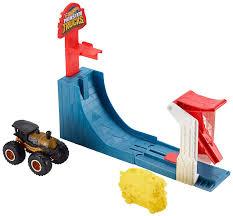 Mattel <b>Hot Wheels</b> GCG00 Хот Вилс Игровой набор <b>Монстр трак</b> ...