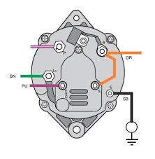 12v alternator wiring diagram 12v image wiring diagram mercruiser 5 7 alternator wiring diagram mercruiser auto wiring on 12v alternator wiring diagram