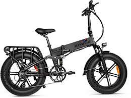 <b>ENGWE</b> Upgrade <b>750W</b> 20 inch Fat Tire Electric Bicycle Mountain ...