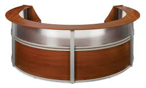 round office desk. product description 1pc ovalround modern contemporary office reception desk round