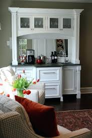 amazing built in dining room hutch and ideas kitchen traditional with breakfast bar coffee custom hutches