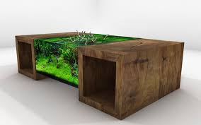 endearing fish tank coffee table 23