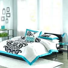 duvet covers queen duvet covers us mizone floine 4 piece teen girl comforter setblack