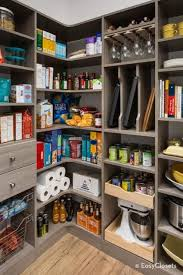 Designing A New Pantry Organizer with EasyClosets.