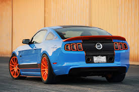 Ford Mustang Gt Bojix No Car No Fun Muscle Cars