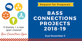 Bass Connections Project Proposal Guidelines For 2018-2019 Project ...