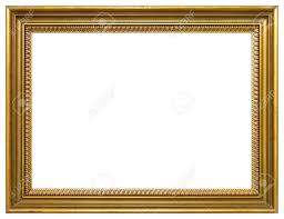 Outstanding Empty Picture Frame 135 Empty Picture Frame Crafts Empty Gold  Frame Isolated