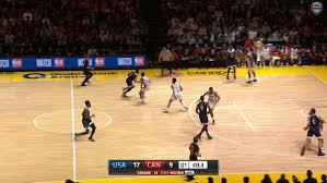 Highlights: <b>USA</b> MNT 84, Canada <b>68</b>