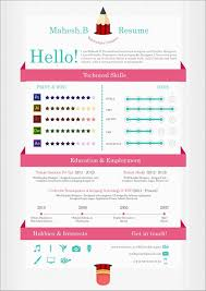 Infographic Resume Template Word Free Download Unique 33 Infographic