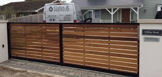 sliding gates by gates and fences uk crafted by hand to any size in the