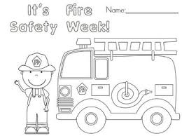 Small Picture Coloring Simply Simple Fire Safety Coloring Books at Best All