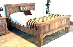 king wooden bed frames wood bed frame king solid wooden king bed frame diy