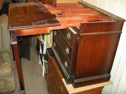 Uhuru Furniture Collectibles Mahogany Cabinet That Is Actually Expanding Dining Table Cabinet
