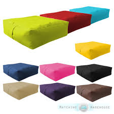Partitions Net Picturesque Waterproof Cushions For Outdoor Furniture At Garden Bean Bag  Slab Beanbag Indoor Seat