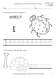 Tracing Letter Free Printable Worksheets Kindergarten Letters ...