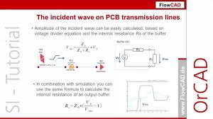 Signal Integrity In Pcb Design Ppt Signal Integrity Tutorial