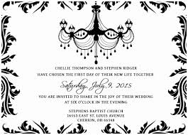 33 Cool Wedding Invitation Template Excel Image Invitation
