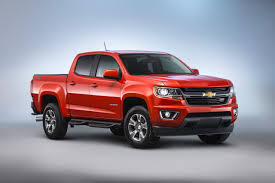 GM unveils diesel 2016 Chevrolet Colorado, GMC Canyon with all the ...