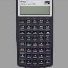 Financial Calculator Hp 10bii Financial Calculator Millennia