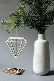Baumschmuck Motiv Diamant