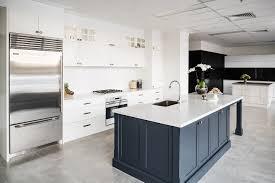 Kitchens Farmhouse Essendon Kitchen Showroom Image House Beautiful How To Splurge And Save On Kitchen Renovation
