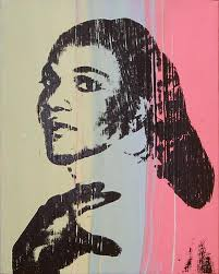 andy warhol gallery andy warhol ladies and gentlemen 1975 synthetic polymer paint and silkscreen ink on canvas